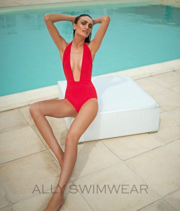 costum de baie Ally Swimwear OT16-09 poza 2