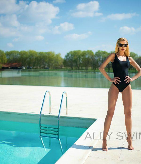 costum de baie intreg Ally Swimwear IF16-09 poza 3
